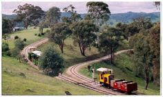 Yea information - Travel Victoria: accommodation & visitor guide Railway Museum, Best Location, Travel Destinations, Places To Go, Country Roads, Journey, World, Mountain, Victoria Australia