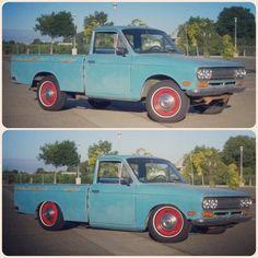 Blue 521: 71' Datsun Ratsun 521 pickup for $2800