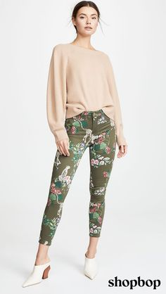 17 Printed Jeans from Shopbop to Spice Up Your Wardrobe - Decadent Dissonance