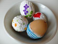 Gypsum, Easter Eggs, Create, Breakfast, Food, Morning Coffee, Plaster, Essen, Meals