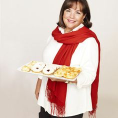 Celebrity Christmas Cookie Recipes - Ina Garten Interview - Good Housekeeping