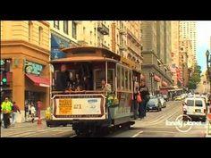 San Francisco city guide - Lonely Planet travel video.Загружено 24.02.2012.