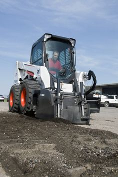Bobcat S150 Skid Steer Attachments Specifications