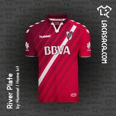 SuperLiga Argentina by Hummel Soccer Kits, Football Kits, Soccer Cleats, Polo Ralph Lauren, Suits, Mens Tops, Carp, T Shirt, Marvel