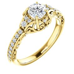 Available in Rose,Yellow ,White gold and Platinum. Wedding Engagement, Diamond Engagement Rings, Wedding Rings, Resin Ring, Rings Online, Her Style, Halo, Cathedral, White Gold