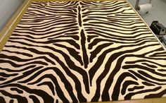 Tapis 100% laine faits main, hand tufted - Collection Wild Life dessin WL-89