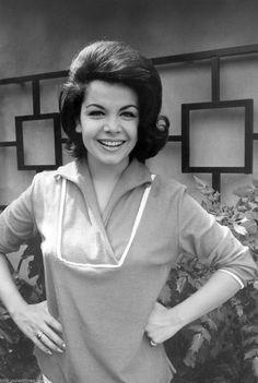 Annette Funicello, c. 1963.