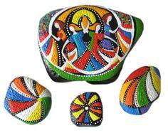 knitting-faziez: TAŞ BOYAMA