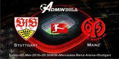 Prediksi Bola Stuttgart vs Mainz 7 Mei 2016