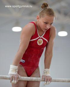 Maria Paseka HD Gym Photos