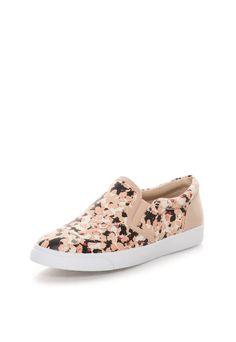 1bc3f76325f81 Pantofi slip-on multicolori Glove Clarks (GLOVE-PUPPET-FLORAL-CAMO)