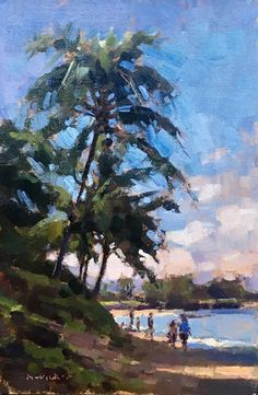 Jim McVicker, Maui. 12x8