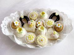 Domácí tvoření - Fotoalbum - Svatební cukroví - Svatební cukroví - barevné…