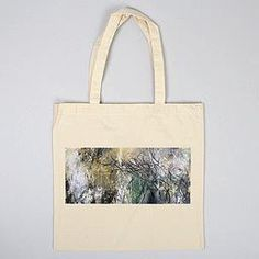 """Reckoning With Time"" by Jose Parla. Canvas Tote Bag. Edition of 50...."