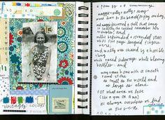 Sarah Ahearn's sketchbook