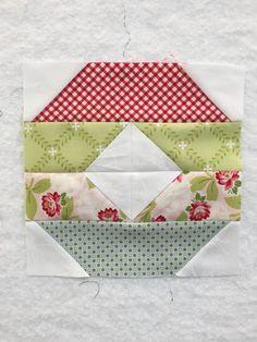 Block 10 of the Splendid Sampler quilt