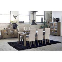 spisebord m/6 stoler - ROWICO AB - Koster - Møbelringen ...