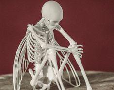 Dragon squelette taxidermie impression 3D par MythicArticulations