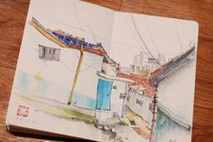 Daily sketch. 2015. 10. 21.