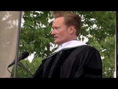 Best ever!  Conan O'Brien's 2011 Dartmouth College Commencement Address