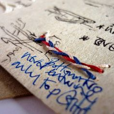 Bookbinding stitches