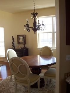 Sherwin Williams Ivoire - one of my very favorite paint colors! Perfect combination of yellow and gold!