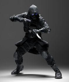New Sci Fi Concept Art Future Soldier Cyberpunk 35 Ideas Character Concept, Character Art, Concept Art, Character Modeling, Character Reference, Operation Raccoon City, Rpg Cyberpunk, Arte Ninja, Future Soldier