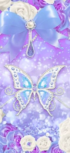Butterfly Wallpaper, Butterflies, Disney Characters, Fictional Characters, Cinderella, Sparkle, Disney Princess, Diamond, Ideas