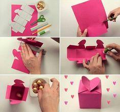 chocolates cajas