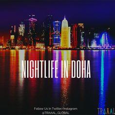 """Nightlife in Doha!"" (^_^) #FollowUs and #StayTuned for updates. \m/  #travel #qatar #middleeast #qataris #arab #arabworld #startups #business #travelgram #instatravel #instatraveler #nights #photography #travelphotography #onlinetravelagency #tourists #nature #adventures #tours"