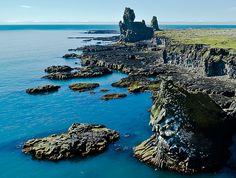 West coast of Iceland
