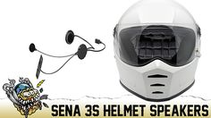 A Full Face Motorcycle Helmet Speaker System at a price that can't be beat. The Sena packs a punch. Motorcycle Riding Gear, Full Face Motorcycle Helmets, Speakers, Phone, Telephone, Mobile Phones, Loudspeaker