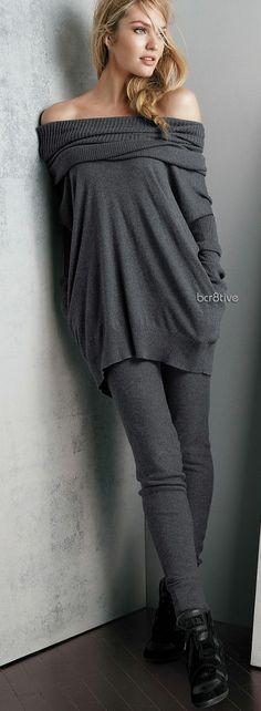 Victoria Secret Cashmere Multi-way Sweater