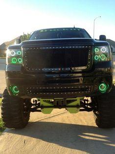 Pretty boy truck