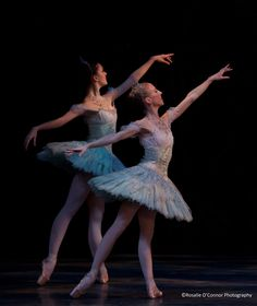 "Ballet Arizona dancers in Ib Andersen's ""Cinderella"", photo by Rosalie O'Connor Photography"