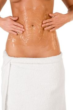 Body Wrap Recipe:   Things You'll Need  1 cup bentonite or green clay  1/4 cup sea salt  2 tbsp. olive oil