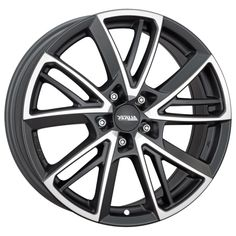 ALUTEC XPLOSIVE MATT GRAPHITE FRONT POLISHED alloy wheels #alloy #wheels #ALUTEC # TOXIC http://turrifftyres.co.uk/media/images/alloy_wheels/alutec/ALUTEC_XPLOSIVE_MATT_GRAPHITE_FRONT_POLISHED.jpg