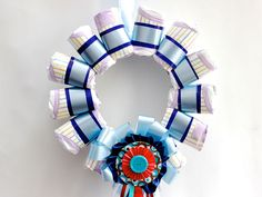 Excellent Baby Shower De Varon Ideas in Baby Shower Idea from Brilliant Baby Shower De Varon Ideas Find Great ideas Halloween Infantil, Diaper Wreath, Baby Shower Niño, Baby Shawer, Ideas Para Organizar, Baby Center, Organization, Organizing, Wreaths