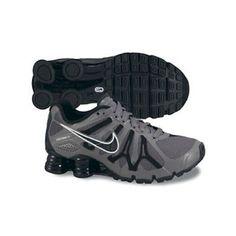 Boys Nike Shox Turbo 13 Running Shoe Cool Grey/Summit White/Black Size 3.5 Nike. $93.94