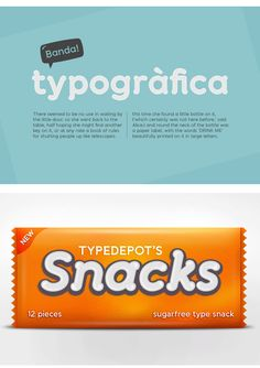 Muy buen tipo de letra: Banda typeface ( 23 Free Professional Fonts for Designers )