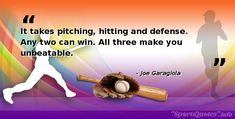 🏈🏀🥎⚾⚽🏉🎾 Please follow us for daily Motivational, Inspirational and positive sports quotes said by the popular athletes. Baseball Motivational Quotes, Christy Mathewson, Bob Feller, Cy Young, Babe Ruth, Self Discipline, New Opportunities, Baseball Players, News Games