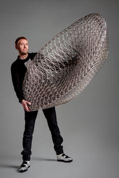 designer Janne Kyttanen canapé impression-3D Sofa So Good