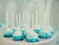More Sleek Birthday Cake Pops In Our Pinterest Board cakepins.com