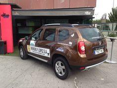 Duster Dacia ganador del Evo desafío en Marruecos