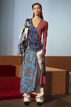 Diane Von Furstenberg, Herbst/Winter 2017, New York, Womenswear