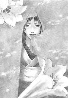 Hiroaki Samura, Blade of the Immortal, BotI Illustration Collection, Makie…
