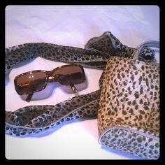 EUC☀️I Line Sunglass Readers - 1.5 Stylish tortoise bi-focal sunglasses, just in time for summer.  Rectangle frame. Gently used.  No case.  **Claiborne bag also available, listed separately. I Line Precision Eyeglasses Accessories Sunglasses