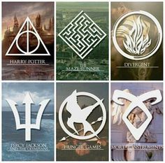 Various fandoms | Percy Jackson | Maze Runner | Divergent | Harry Potter | Hunger Games | The Mortal Instruments Shadowhunters