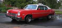 My high school car, a 1973 Buick Apollo. School Car, High School, Buick Apollo, Buick Gsx, Buick Cars, First Car, Classic Cars, Automobile, Nostalgia