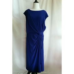 Ralph Lauren Size 20w Cocktail Dress